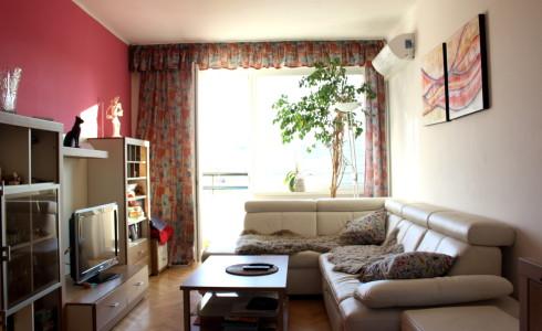 Na predaj 3 izbový byt na Ostredkovej ulici v Ružinove – Bratislava