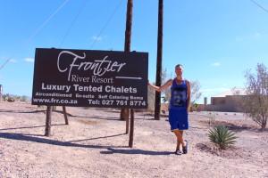 Frontier River Resort