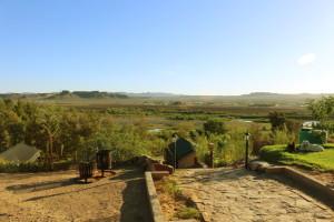 Výhľad na Namíbiu
