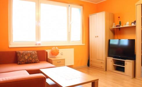 Na predaj 1 izbový byt na Vígľašskej ulici v Petržalke – Bratislava