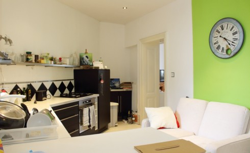 Na predaj 2 izbový byt na Šancovej ulici v Starom meste – Bratislava