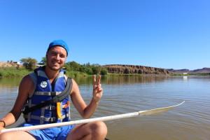 Splavovanie Orange River