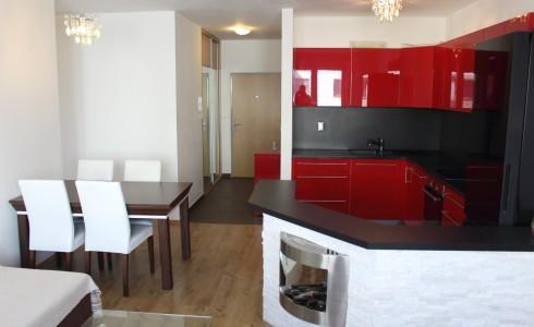 Na predaj 3 izbový byt v novostavbe na Kadnárovej ulici v Rači – Bratislava