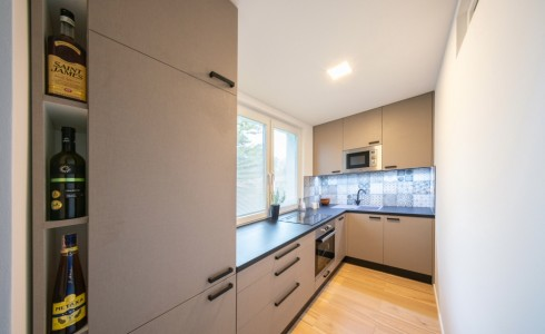 Na predaj kompletne zrekonštruovaný 3 izbový byt na Albrechtovej ulici v Ružinove – Bratislava