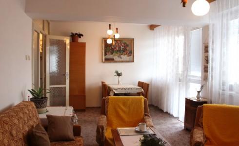 Na predaj veľký 3 izbový byt na Svetlej ulici v Starom Meste – Bratislava