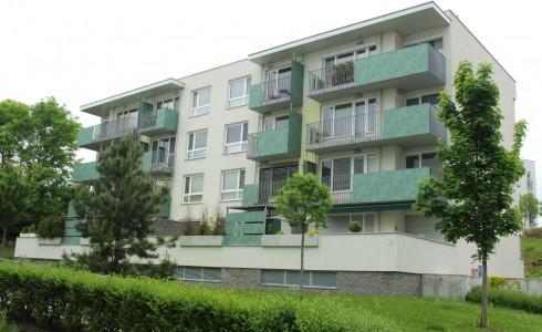 Na predaj 2 izbový byt s terasou v projekte Rezidencie Machnáč, Drotárska cesta – Staré Mesto