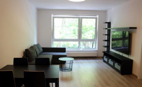 Na prenájom moderný 2-izbový byt v novostavbe Stein na Blumentálskej ul. v Starom meste – Bratislava