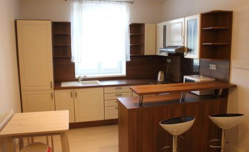 Na predaj zrekonštruovaný 2 izbový byt na Budyšínskej ulici v Novom Meste – Bratislava