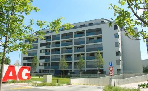 Na predaj 1 izbový byt s veľkou loggiou v novostavbe Malé Krasňany – Bratislava